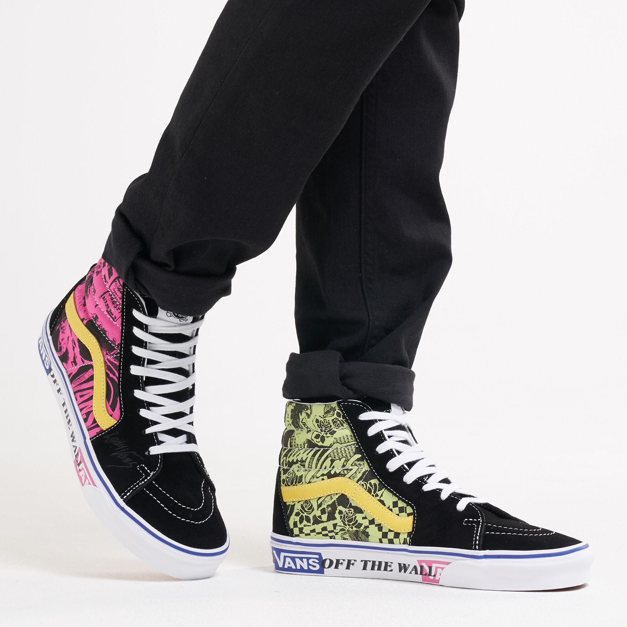 (Lady Vans) Sk8-Hi Shoe